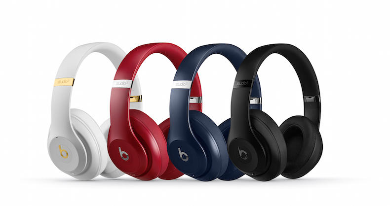 Beats Studio 3 Wireless Over Ear Headphones Colors Blue Shadow Grey Red White Matte Black Buying Dips